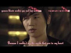 K.Will - [Soul Special OST] Because I Couldn't Say That I Love You MV (Eng Sub) - YouTube