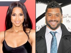 Seattle Seahawks Quarterback Russell Wilson Is Dating Ciara, Get The Details Inside! Ciara And Russell, Russell Wilson, Daily Video, Shape Of You, Seattle Seahawks, Celebrity Photos, Actors & Actresses, Beautiful People, Dating