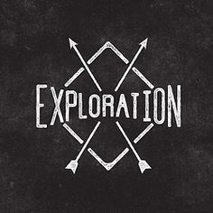 exploration // typography