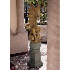 High Cross European Sculpture Home Garden Grande Statue 7 Ft | eBay ...