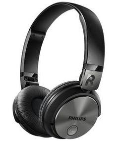 Philips SHB3165 Wireless Headphones - Black.