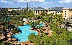 Opções de hospedagem em Orlando