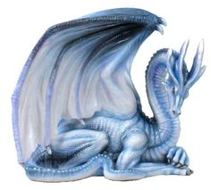 PJ Gifts specialise in dragon figures which are ideal for birthday gifts and Christmas presents. The dragons will bring fantasy and magic into your home Blue Dragon, White Dragon, Fantasy Creatures, Mythical Creatures, Mythical Dragons, Dragon Tattoo For Women, Female Dragon, Dragon Jewelry, Dragon Pictures