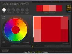 Aprende a combinar colores en tu vestuario y complementos gracias a una herramienta web gratuita. Por modaamimodo.