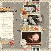A Project by kahoogstad from our Scrapbooking Gallery originally submitted 10/31/12 at 12:35 PM