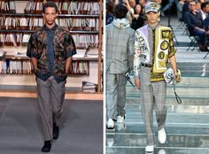 10 Styling Tips From the Men's Shows - The New York Times