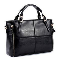 Mode patchwork designer sapi perpecahan kulit tas wanita tas merek tas wanita berkualitas tinggi bahu tas wanita WLHB974