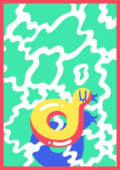 The Ultimate Summer on Behance