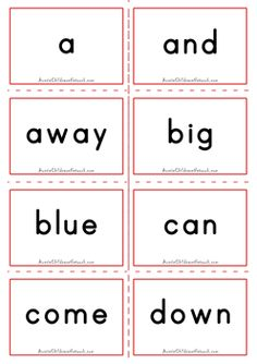 pre primer sight words all levels and  work sheets also
