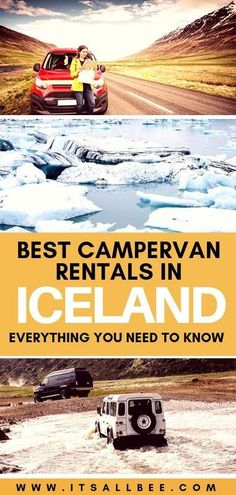 Top Tips On The Best Campervan Rental In Iceland - The cheapest rentsla for campervans in Iceland. An essential piece to your Iceland campervan itinerary. iceland campervan food