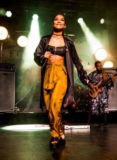February 29: Jhené Aiko performing in Sydney, Australia