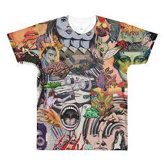 Colorful Art Shirt VIII