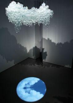 Stine Diness & Martin Thaulow installation 2009