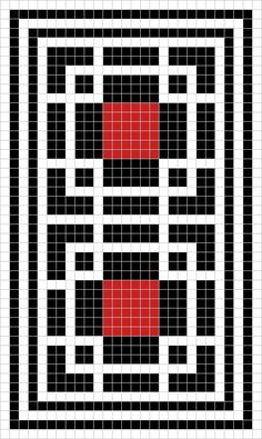 Fishbourne Roman Palace mosaic pattern