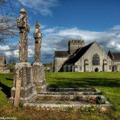 Holy Cross - The Holy Cross Abbey is a restored Cistercian monastery in Holycross near Thurles, County Tipperary, Ireland