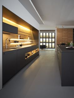 We're an independent kitchen design studio based in Bristol, dedicated to giving our clients their dream kitchens with complete customer satisfaction. Independent Kitchen Design, Küchen Design, House Design, Bristol, Handleless Kitchen, Apartment Interior, White Wood, Interior Design Kitchen, Interior Design Inspiration