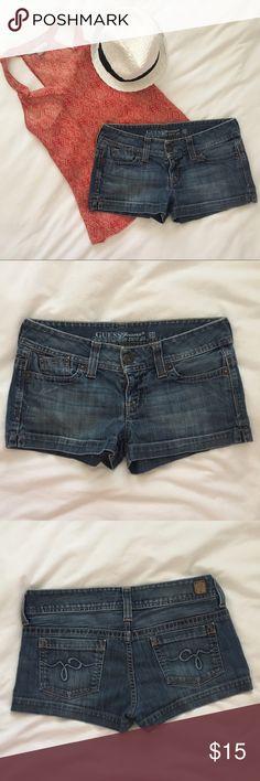 Guess denim shorts Guess denim shorts Guess Shorts Jean Shorts