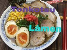 tonkotsu ramen /lamen receita