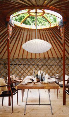 MY HOME AS ART: My Yurt As Art
