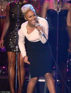 Emeli Sandé at Grammy Awards, 2013
