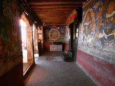 Morale Painting on the walls of Thicksey Monastery. #painting #paintings #paintingart #moralepatch #monastery #leh #ladakh #travel #travelblogger #travelphotography #travels #travelgram #traveller #traveling #travelbug #instatravel #wanderlust #wanderer #backpacker #instago #instagood #bestoftheday #photography #photooftheday #instamood #igdaily #igaddict #c4c #comment http://tipsrazzi.com/ipost/1513322941843390524/?code=BUAZzKbBkA8