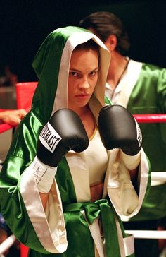 Day 48: Million Dollar Baby 40 Fearless Film Heroes of the Last Decade MILLION DOLLAR BABY