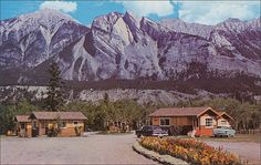 JASPER NATIONAL PARK, PALISADES MOTEL LODGE | by 1950sUnlimited