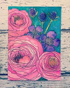 Woohoo Its My Friday Or The End Of Workweek So Excited To Finish Up Pack Strathmoreart Watercolor Cards This Week And Have A Pop Sale