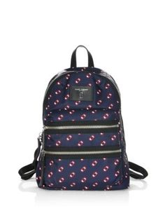 Marc Jacobs - Graphic Print Backpack