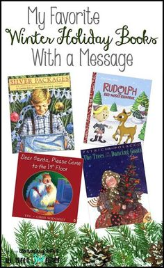 These winter holiday books are not only great reads, but also provide your students a great message. Enjoy these holiday read alouds this year! 3rd Grade Reading Books, Reading Themes, Valentines Day Activities, Holiday Activities, Rudolph Red Nosed Reindeer, Special Education Classroom, Christmas Books, Read Aloud, Winter Holidays