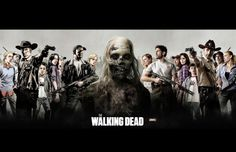 The Walking Dead Panorama Poster Masterprint from AllPosters.com - $8.99