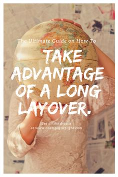 Long layovers don't need to be a deterrence for booking a flight. They can mean a mini vacation! Click through to read about how to take advantage of your next long layover. Europe Travel Tips, Budget Travel, Travel Guides, Travel Hacks, Mini Vacation, Cruise Vacation, Best Flights, Long Flights, Best Flight Deals