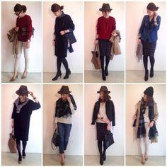 着回しday11&今日の服 の画像|yokoオフィシャルブログ「プチプラコーデ術」Powered by Ameba