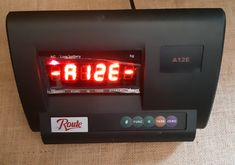 Indicator supplied by Route Calibration Digital Alarm Clock, Stables, Horse Stables, Run In Shed, Horse Barns