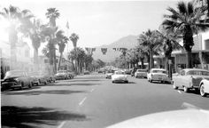 Vintage, Palm Springs. California History, Southern California, Coachella Valley, Car Photos, Palm Springs, Places To See, Beautiful Places, Paradise, Shots