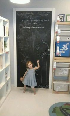 Blackboard Wall, Painting Ideas, Blackboard Painting