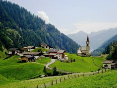 Rabenstein, South Tyrol