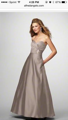 Alfred Angelo 7166 stone