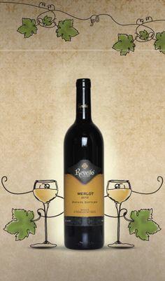Reveilo Merlot #wine