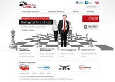 Bezpiecznydebiut.pl - serwis na zlecenie Krajowego Rejestru Długów