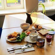 #parkhotellviljandi #hotelbreakfast #estonia #viljandi