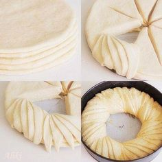 Johnnycake Pasta - Pasta salad - shrimp Pasta - Pasta rezepte - Source Nudelgerichte - Nudelsalat it Pastry Recipes, Bread Recipes, Cooking Recipes, How To Make Bread, Food To Make, Pan Relleno, Bread Shaping, Bread Art, Braided Bread