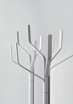 metal coat stand albero by lapalma design fabio bortolani alba chromy coat stand