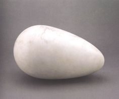 Lecture 9 -  Feeling with Our Eyes—Texture and Light:  Sculpture for the Blind I. c. 1920. Veined marble, 63⁄4 × 111⁄2 × 71⁄4 (17.1 × 28.9 × 18.1 cm). Philadelphia Museum of Art, PA.