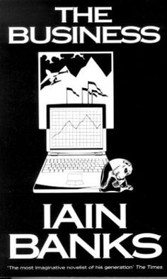 Iain Banks not his sci fi tho