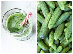 Pickles, Cucumber, Smoothie, Cancer, Vegetables, Health, Food, Health Care, Essen