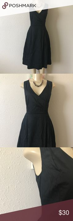 ♠️Issac Mizrahi♠️ NWT Issac Mizrahi for target. Elegant and sophisticated A-line dress. In excellent condition. All classic black. Fo wrap around waist look. Button accents at the waist. Semi full length dress. Isaac Mizrahi Dresses