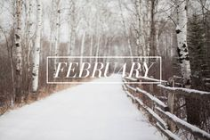 Free February Winter Desktop Wallpaper from Gina Brandt Photography