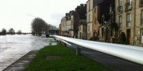 Boudins gonflables anti-crue