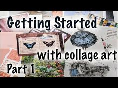 58 Ideas Collage Art Projects Altered Books For 2019